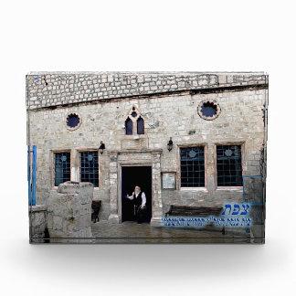 Ha-Ari Ashkenazi Shul - Safed Photo Block