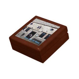 Ha-Ari Ashkenazi Shul - Tzfat Jewelry Box