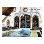 Ha-Ari Sepahrdi Shul - Safed Postal