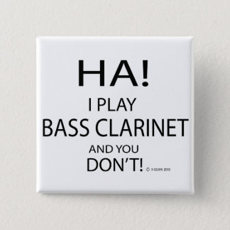 Ha Bass Clarinet Button
