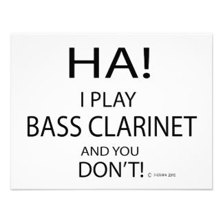 Ha Bass Clarinet Announcements