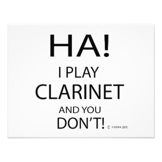 Ha Clarinet Invite