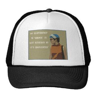 Ha complicado gorras de camionero