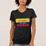 Ha deletreado Colombia no Columbia Tshirts