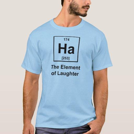 Ha, el elemento de la risa playera