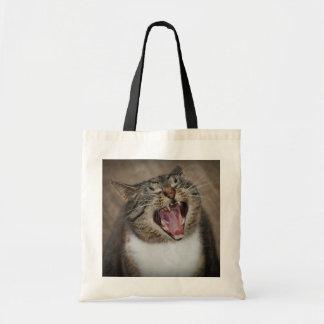 Ha Ha Ha Laughing Cat Bag