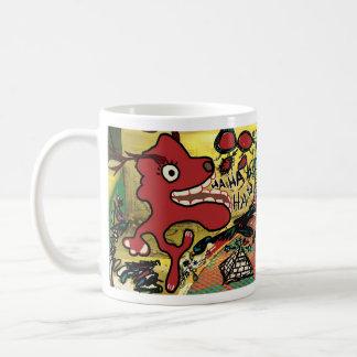HA HA mug
