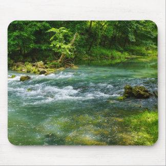 Ha Ha Tonka Rapids Mouse Pad