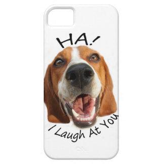 Ha!  I Laugh At You iPhone SE/5/5s Case