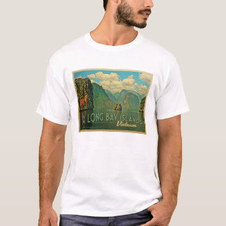 Ha Long Bay Islands Vietnam T-Shirt