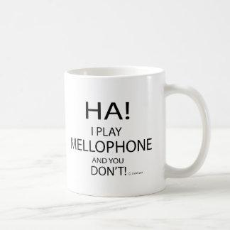 Ha Mellophone Coffee Mug