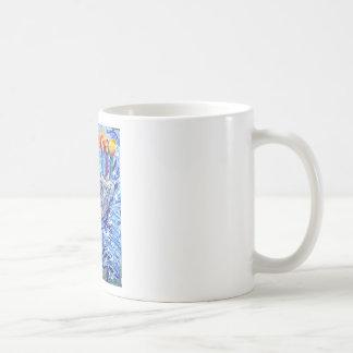 ha ppy hannukah art coffee mugs