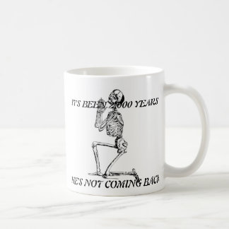 Ha sido 2.000 años de taza de café