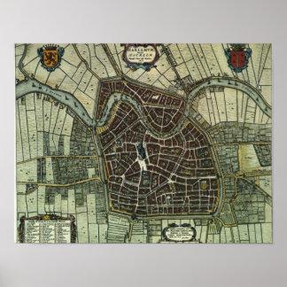 Haarlem - 1652 posters
