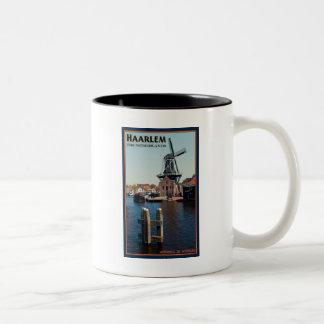 Haarlem - Adriaan Windmill Mug