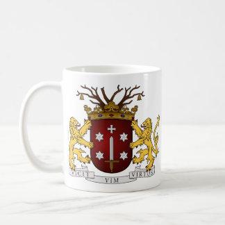 Haarlem wapen, Netherlands Coffee Mug