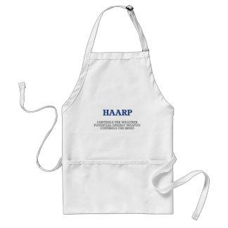 HAARP ADULT APRON