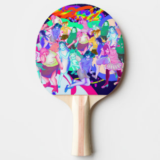 HAARP PING PONG PADDLE