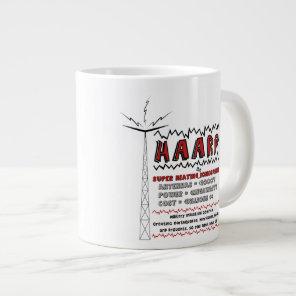 HAARP super heating the ionosphere Giant Coffee Mug