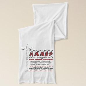 HAARP super heating the ionosphere Scarf