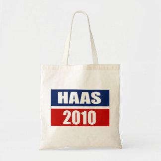 HAAS 2010 TOTE BAG