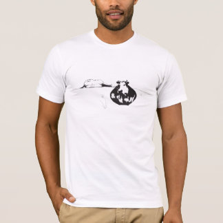 HAAS DEAD AND COW FAT T-Shirt