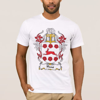 Haas Family Crest T-Shirt