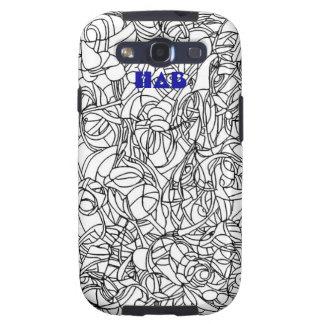 hab de Samsung gs 3 Galaxy SIII Protector