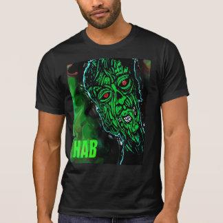 hab zombie t shirt