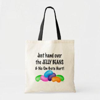 Haba de jalea bolsa tela barata