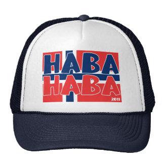 Haba Haba Trucker Hat