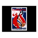 Habana Carnaval Havana Carnival 1942 Postcards