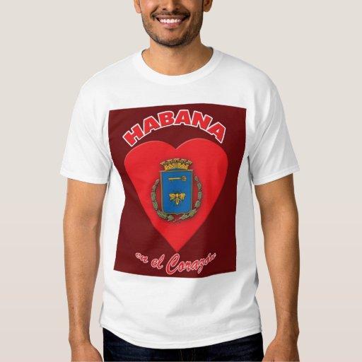 Habana en el Corazón T-shirt 2