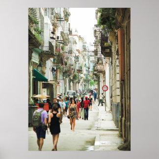 """Habana Vieja 20"""" x 28"""" Poster (Glossy)"""