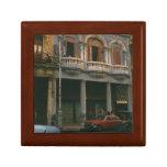 Habana vieja caja de joyas