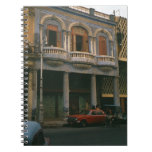 Habana vieja libros de apuntes