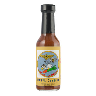 Habanero asado fuego del Cantina de NASFL Salsa Picante