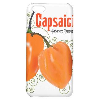 Habanero Chili Pepper $40.95 IPhone 4 Case