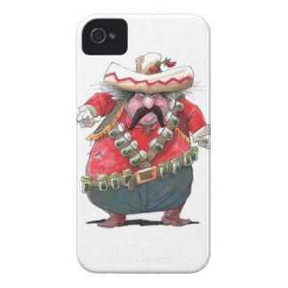 Habanero Jack iPhone Case Case-Mate iPhone 4 Case
