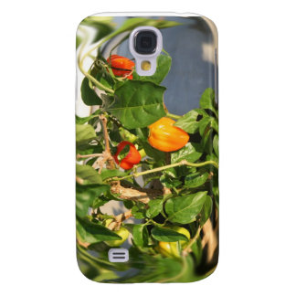 Habanero Peppers on Plant Photo twisted Samsung S4 Case