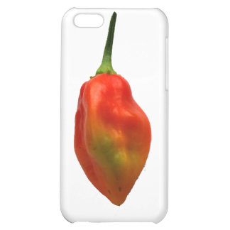 Habanero Single Pepper Photograph Cover For iPhone 5C