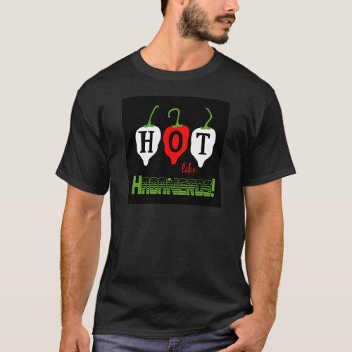 Habaneros HH Month T_Shirt