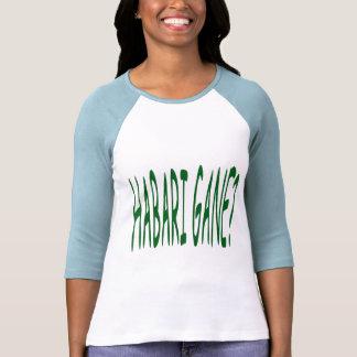 Habari gane? Hows it going? (Swahili)