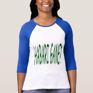 Habari gane? Hows it going? (Swahili) T-Shirt