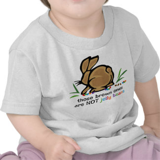 Habas de jalea de Brown Camiseta