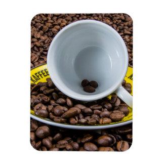 Habas de Kaffee Imán De Vinilo