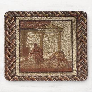 Habas de la siembra, de Santo-Romano-en-Galón Tapetes De Ratones