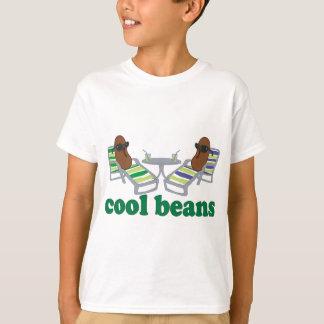 Habas frescas camisas