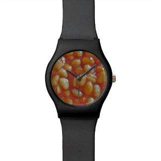 Habas reloj cocido del 28 de mayo