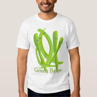 Habas verdes poleras